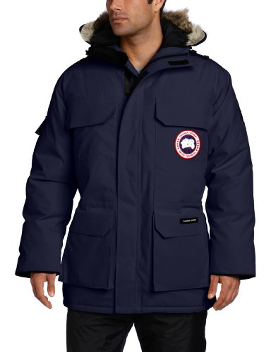 Canada Goose Parka uomo Expedition, Uomo, Expedition, blu navy, M