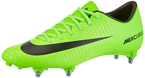 Nike Herren Mercurial Victory Vi Sg Fußballschuhe Grün (Electric Green/black Flash Lime-white)