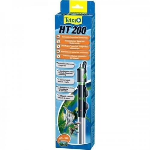 Tetratec HT 200 Reglerheizer, Heizstab, Aquariumheizer