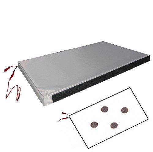 Globus e-mat 100mit 2Steckern + 4solenoidi Teppich-Magnetfeldtherapie G3939
