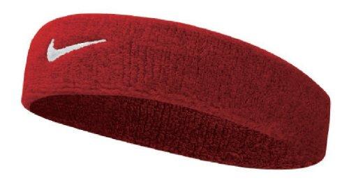 Nike Swoosh Headbands Stirnband, Varsity Red/White, One size Nike Swoosh Stirnband