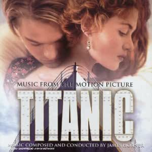titanicmusic from the motion picture james horner