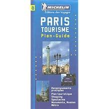Paris Tourisme. En français, 1/20 000