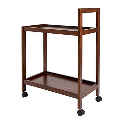 Accessori per stampanti a inchiostro e laser rack di stoccaggio aziendale rack di stampa rack di cucina rack letto camera da letto legno massello mobile carrello da pranzo passeggino multistrato