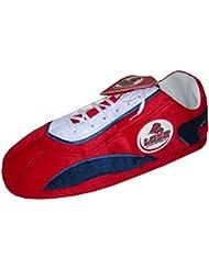 Lille LOSC chaussure de foot geante en peluche par piece 45cm decoratif