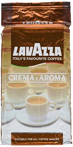 Lavazza Crema e Aroma, 4er Pack (4 x 500 g)