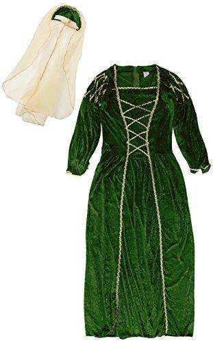 ILOVEFANCYDRESS I Love Fancy Dress ilfd4510st Damen Zeit Tudor Queen Kostüme - Tudor Damen Kostüm