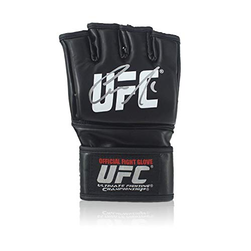 Guante de UFC firmado por Conor McGregor