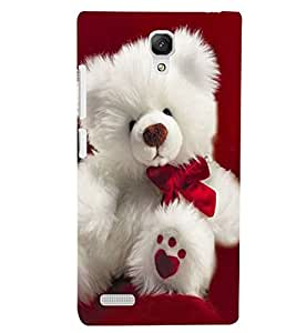 XIAOMI REDMI NOTE TEDDY Back Cover by PRINTSWAG