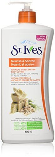 st-ives-naturally-soothing-oatmeal-shea-butter-body-lotion-600ml-by-st-ives