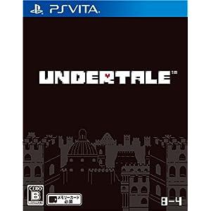 8-4 Undertale PS Vita SONY Playstation JAPANESE VERSION