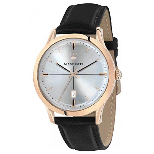 orologio solo tempo uomo Maserati Ricordo casual cod. R8851125005