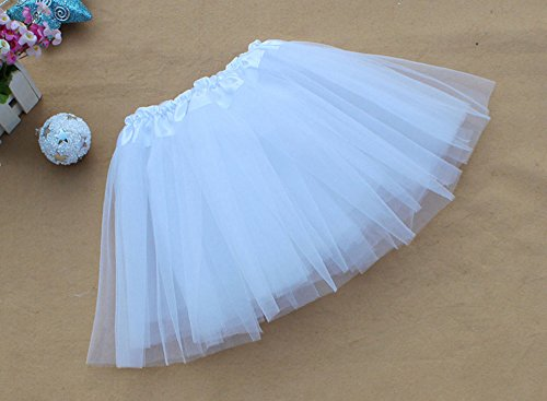 4a0bb8a7c4ae niceEshop(TM) Girl s Ballet Dress-Up Fairy Tutu Skirt