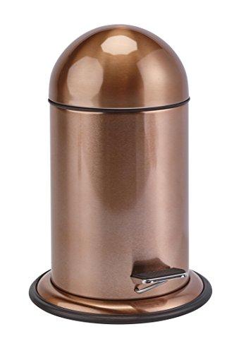 Abfalleimer Kupfer 3 Liter Lura Aquanova