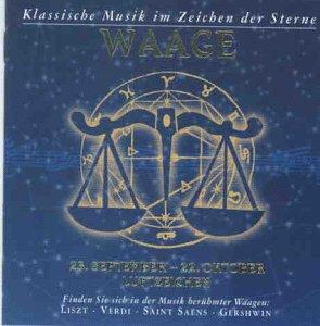 Preisvergleich Produktbild Klassische Musik im Zeichen der Sterne - Waage
