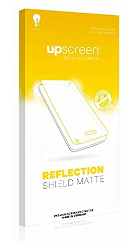 upscreen Reflection Shield Matte Film de protection écran pour Suunto Ambit3 Peak Sapphire, Mat et Anti-Reflet, Forte Protection Anti-Rayures, Multitouch optimisé