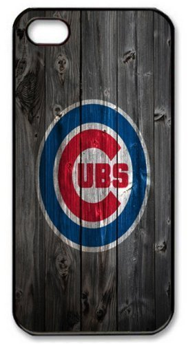 Chicago Cubs iPhone 5 5s Case, Chicago Cubs Cover Case for iPhone 5 5s