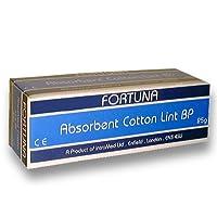 Fortuna Absorbant Cotton Lint BP - 100g