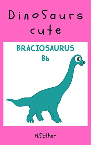 Dinosaurs 26 Cute Photobook : for kids (Bedtime stories book series for children 86) (English Edition)