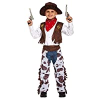 Pams Cowboy Childrens Fancy Dress Costume