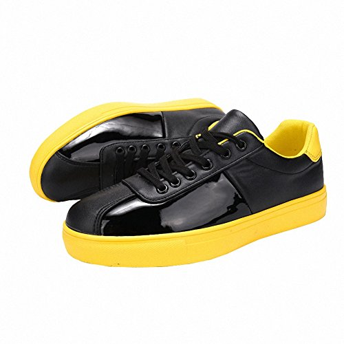 Da Ben Gialla Scarpe Sportiva Basse Sport Sneakers Uomo Skateboard 7vdEd8wq