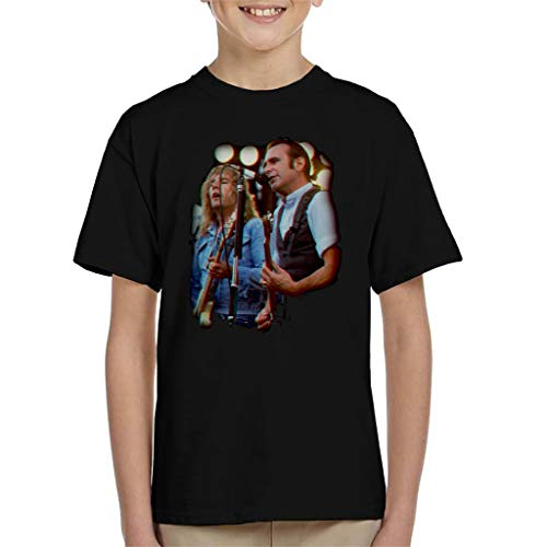 TV Times Rick and Francis of Status Quo Kid's T-Shirt -