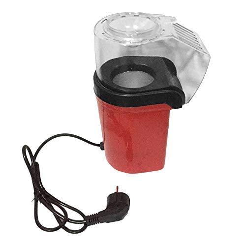 Tragbare Mini-Elektro-Popcorn-Hersteller den Haushalt Popcorn-Maschine Air Blowing Typ Popcorn DIY Popper-Kind-Geschenk, macht Heiß, frische, gesunde und fettfreie Theater Stil Popcorn Immer