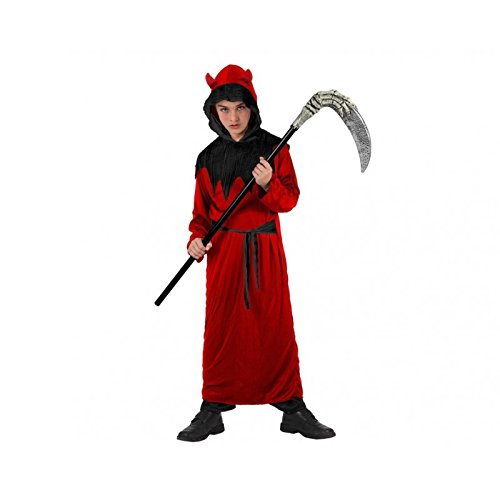 dung Teufel Jungen Größe 116 (Priester Kostüm Junge)
