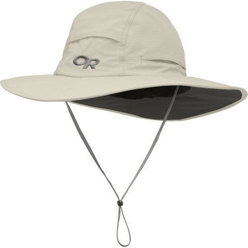 Outdoor Research - Sombriolet Sun hat, Farbe L beige (Outdoor Hüte Research)