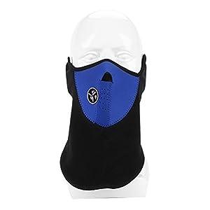 ITODA Skimaske Nackenwärmer Sturmhaube Sport Skihaube Outdoor Maske Sturmmaske für Herren Damen Kälteschutz Gesichtshaube Windschutz Gesichtsmaske Nackenwärmer für Skilaufen Motorrad Snowboard