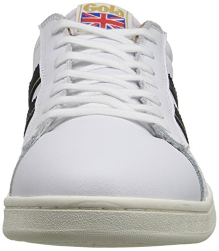 Gola - Equipe, Scarpe sportive outdoor Uomo Bianco (Bianco (White/Navy))