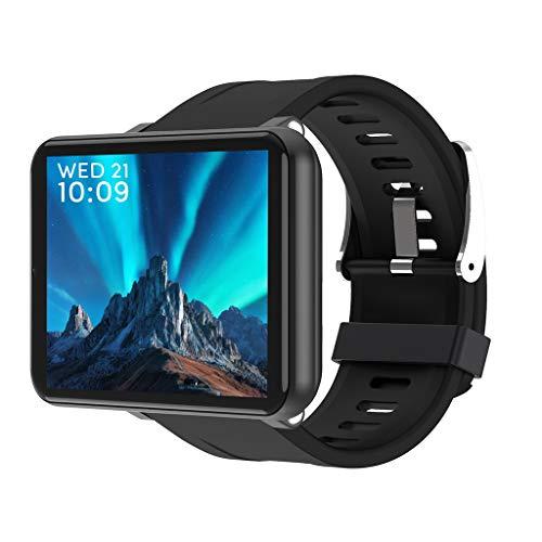 Riou LEMFO LEM T 4G 2.86 Zoll LCD Smartwatch IP67 Wasserdicht 5MP Kamera 2700 mAh 3 GB + 32 GB Smartphone mit Pulsmesser GPS Fitness Tracker Sportuhr Fitnessuhr