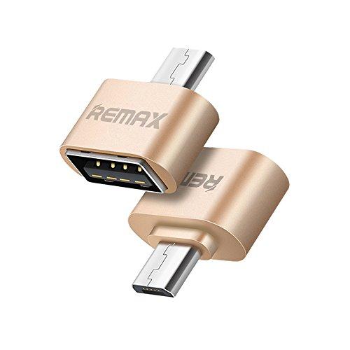 Joyshare Micro USB a USB 2.0 Adaptador - Micro USB macho a USB A hembr