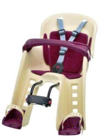 Fahrrad-Sicherheits-Kindersitz Mit Quick Release-Halterung