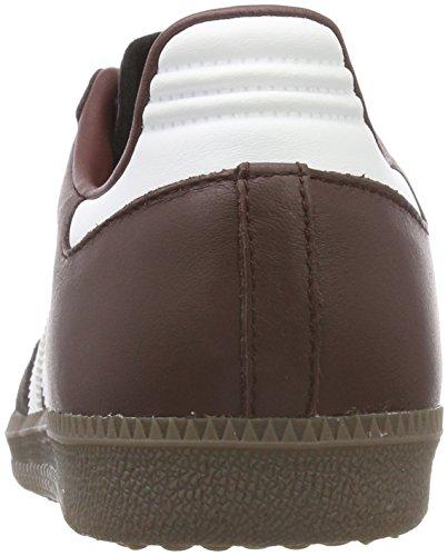 414QGWDLUHL - adidas Unisex Adults' Samba Low-Top Sneakers