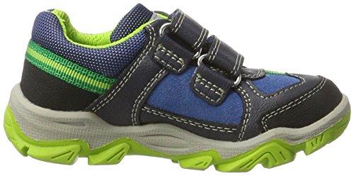 Lurchi Jungen Travis Sneaker Blau (Navy)