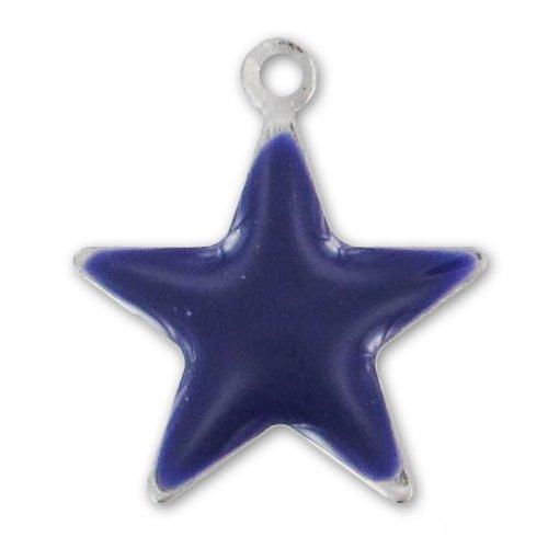 breloques-etoiles-email-epoxy-15-mm-bleu-nuit-x10