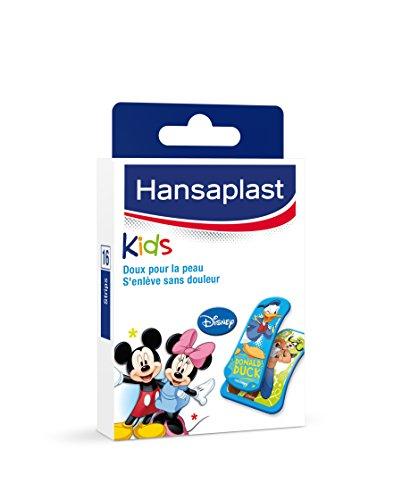 Hansaplast Set 16Pflaster Mickey/Seine Freunde Disney
