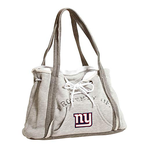 Pro NFL Hoodie Geldbörse, New York Giants, Gray -