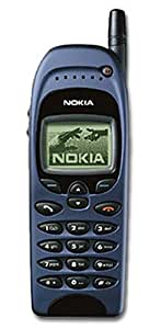 Nokia 6150 Handy blue