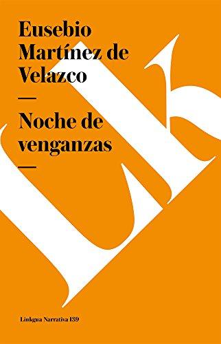 Noche de Venganzas Cover Image