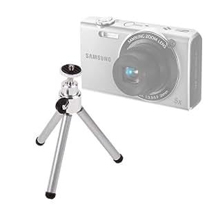 DURAGADGET Mini trépied léger et inclinable pour appareil photo numérique Sony Cyber-SHOT DSC-HX300, DSC-RX100, DSC-HX50 et DSC-RX100.CEE8