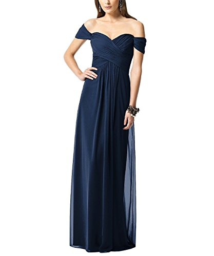 KA Beauty - Robe - Fille Bleu - Bleu marine