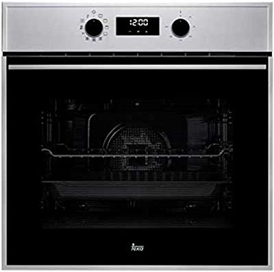 Teka HSB 645 Eléctrico 70L 3215W A+ Negro, Acero inoxidable - Horno (Medio, Electric oven, 70 L, 3215 W, 70 L, 2500 W)