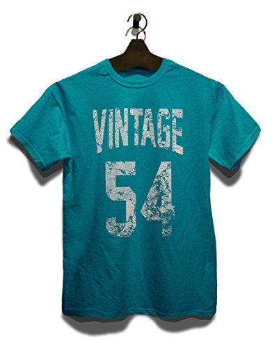 Vintage 1954 T-Shirt Türkis