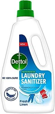 Dettol After Detergent Wash LiquidLaundrySanitizer, Fresh Linen - 960ml