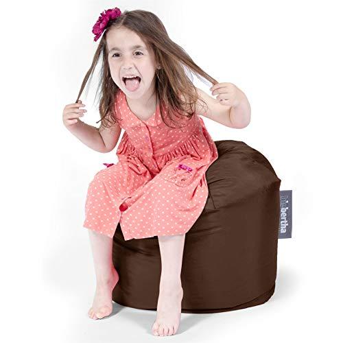 Kinder Sitzsack Sessel, Braun ()