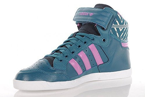 adidas - Centenia Hi W, Stivaletti Donna - blu