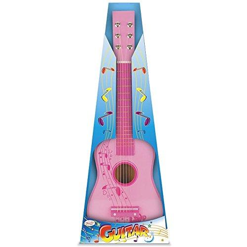 WB GUITAR TY4332 PINK Kinder Spielzeug Banjo