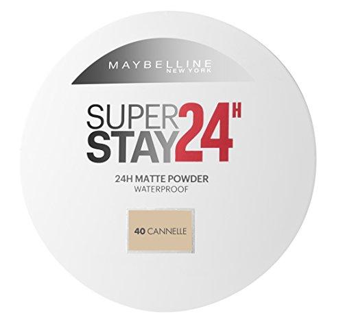 Maybelline New York Superstay 24H - Fond de teint compact waterproof - 40 fawn